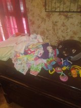 Baby clothes lot in Houston, Texas