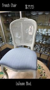 White French Chair in Cherry Point, North Carolina
