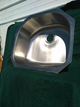 Stainless steel sink new in 29 Palms, California