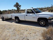 Yard Work and Dump Runs in 29 Palms, California