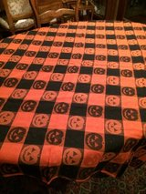 Halloween Tablecloth in Ramstein, Germany