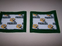 NFL   Green Bay Packer Hot Pads - NEW  * LOT of 2  ** Great Stocking Stuffer in Brookfield, Wisconsin