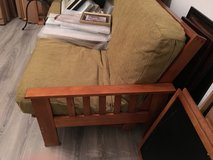 Futon with Mattress in Ramstein, Germany