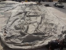 32 ft Bayliner Canvas Boat Cover in Fort Campbell, Kentucky