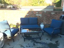 Pending pick up  patio furniture set in Fairfax, Virginia