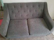 Grey Couch in Baytown, Texas