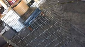 DOG CAGE 3.5FT X 20FT in Nellis AFB, Nevada