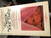Various Baby Name Books 1 in Naperville, Illinois