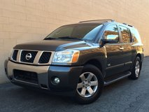 Nissan Armada LE Fully loaded in Oceanside, California