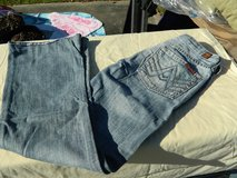 7 Seven for Mankind Juniors Boot cut with wide bottom Jeans in Camp Lejeune, North Carolina