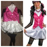 Monster High Draculaura Costume Size 4-6 in Camp Pendleton, California