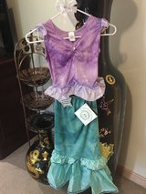 Mermaid Princess Costume in Okinawa, Japan