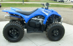 ATV 2009 Yamaha Wolverine 4x4 in Oswego, Illinois