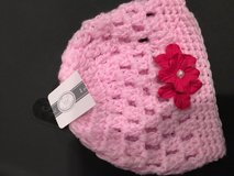 NEW Infant pink knit hat in Naperville, Illinois