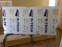 Foam Board 2 inches Thick by 4 Foot by 8 Foot, Squashed as shown in picture. in Alamogordo, New Mexico