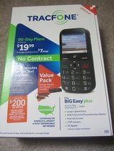 Tracfone Only used a few minutes.  Will need Airtime Card. in Alamogordo, New Mexico