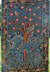 Beautiful Tapestry from France in Ramstein, Germany
