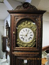 Grandfather Clock - Britanny Style in Spangdahlem, Germany