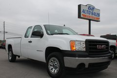 2008 GMC Sierra 1500 Pickup EXT cab #TR10281 in Bowling Green, Kentucky