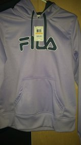 Fila hoodie in Fort Knox, Kentucky