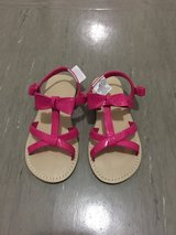 Gymboree Fuchsia Pink Sandals in Ramstein, Germany