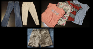 LOT'S & LOT'S of Girl's Clothes in Travis AFB, California