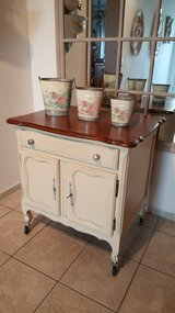 Chippendale Storage Cabinet/ FRENCE CHIC in Ramstein, Germany