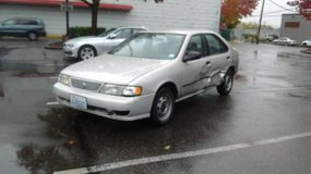 1996 Nissan Sentra in Fort Lewis, Washington