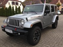 2015 Jeep Wrangler Unlimited Rubicon 4x4 *Only 10,500 Miles*Loaded* in Spangdahlem, Germany