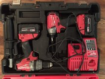 Milwaukee M18 Fuel Impact and Hammer Drill in Columbia, South Carolina