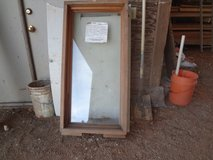 4ft. x 2 ft. casement window (never used) in Fort Campbell, Kentucky