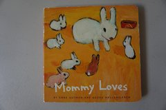 Mommy Loves Board Book in Joliet, Illinois