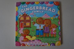 The Gingerbread Family Board Book in Joliet, Illinois