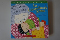 In Grandma's Arms Board Book in Joliet, Illinois
