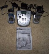 V-Tech Cordless Phone System in Tomball, Texas