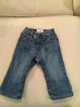 Old Navy fleece lined jeans...size 18-24 months in Naperville, Illinois