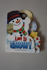 Let It Snow! Board Book in Lockport, Illinois