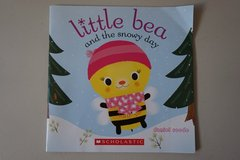 Little Bea and the Snowy Day Paperback Book in Aurora, Illinois