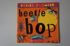 Beetle Bop Paperback Book in Aurora, Illinois