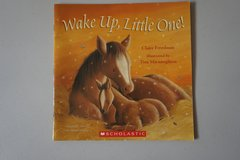 Wake Up, Little One! Paperback Book in Aurora, Illinois
