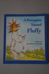 A Porcupine Names Fluffy Paperback Book in Aurora, Illinois