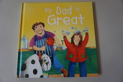 My Dad is Great Hardcover Book in Aurora, Illinois