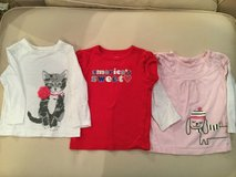 Carter's shirts...size 18 months in Naperville, Illinois
