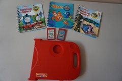 Story Reader w/ Disney Finding Nemo and Thomas the Train Stories Paperback Books in Joliet, Illinois