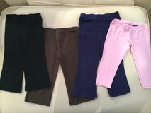 Girls pants...size 18 months in Naperville, Illinois