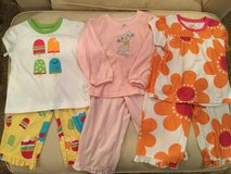Carter's pajamas...size 24 months in Naperville, Illinois