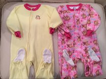 Gerber footed pajamas...size 24 months in Naperville, Illinois
