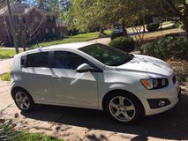 2014 Chevy Sonic LTZ Turbo in Kingwood, Texas