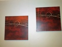 large wall decor set in Fort Campbell, Kentucky