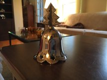 Silver Plated Tree Bell in Naperville, Illinois